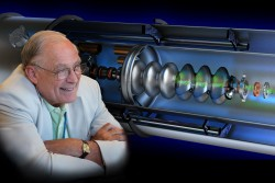 "John M. ""Jack"" Carpenter, an American nuclear engineer who pioneered using accelerator-based pulsed neutrons for scientific research, died on March 10. He was 84. Jack loved cooking and sharing meals with friends, traveling, music, and the beauty of numbers in everyday life. (Credit: ORNL/Jill Hemman, Genevieve Martin)"
