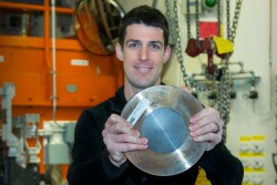 Shannon Ryan, a researcher from the Australian Defence Science and Technology Group