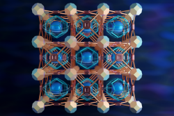 An MOF material could store and release methane more safely and cost effectively at moderate tempera