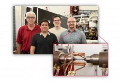 Improving Al-Ce intermetallic-strengthened alloys through studies of interface behavior under load using neutrons
