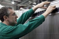 Ken Littrell at the GPSANS Detectors