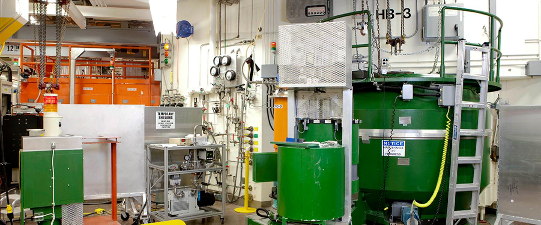 HB-3 Triple-Axis Spectrometer