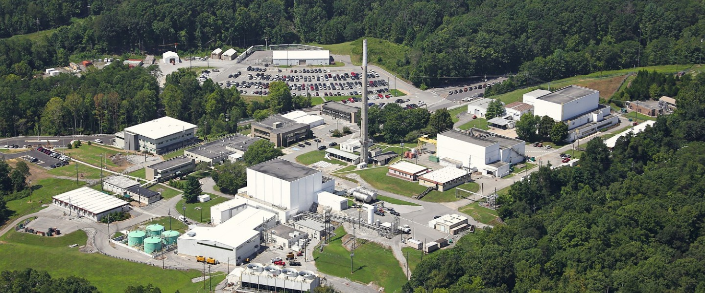 High Flux Isotope Reactor