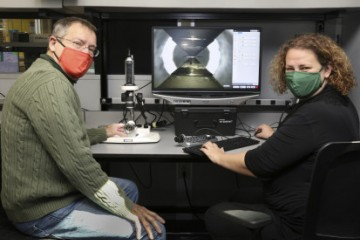 ORNL researchers